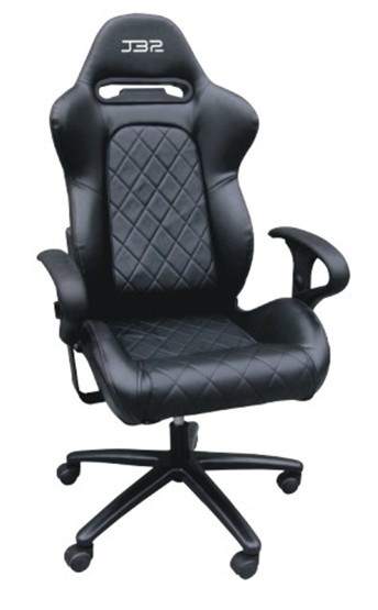SGS  Adjustable Folding Racing Office Chair Gaming office chair PVC with arm rest