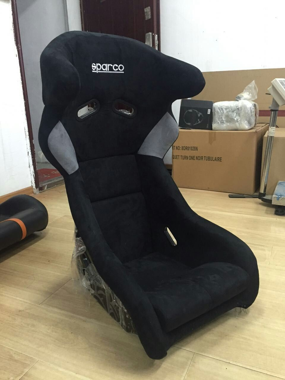 JBR1060 suede Sport Racing Seats With Adjuster / Slider Car Seats